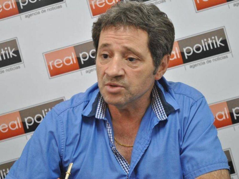"""Juan Carlos Berón: """"A Julio Garro lo quiero mucho, y cada vez le va a ir mejor"""""""