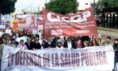 Dura crítica del sindicato de médicos bonaerenses a la idea de arancelar la salud a