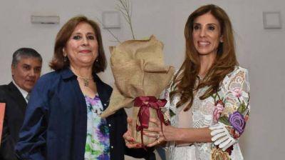 Nassif le entregó un presente especial a la primera mandataria
