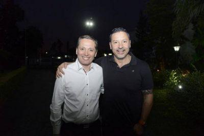 Abrazado a la unidad del PJ, Menéndez muestra sus cartas de cara a 2019: ¿Candidato a Gobernador?