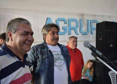 Rubén Manno lanzó su candidatura para el SOMU
