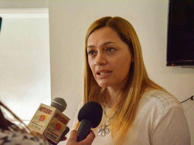 """Tere Madera, sobre la ley de paridad: """"es muy importante para las mujeres pero sobre todo para la política"""""""