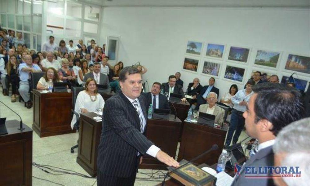 Concejal goyano acude a la Justicia para reclamar su banca en la Cámara alta