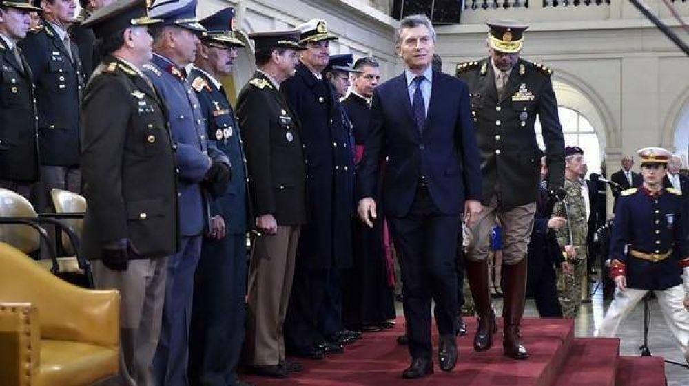 Angustia, espasmos y un debate postergado: qué hacer en serio con las Fuerzas Armadas