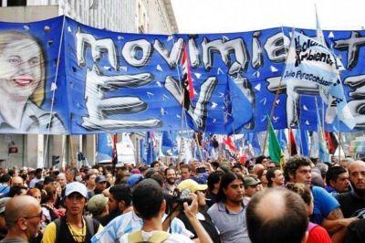 El Movimiento Evita se bajó de las elecciones en el PJ local