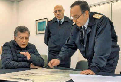 Macri ya está pensando en reformular el rol que tienen los militares