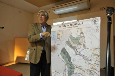 Diputados aprobó la creación del Parque Nacional Aconquija
