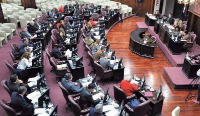 Descuento de sueldo para los diputados que no sesionan