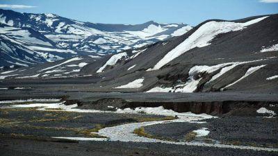 Uñac miró con buenos ojos la iniciativa nacional para modificar la Ley de Glaciares