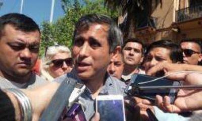 """Paredes dispuesto a retomar el """"diálogo institucional"""" con provincia"""