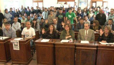 Se aprobó el proyecto de ordenanza que prohíbe la pirotecnia en la ciudad