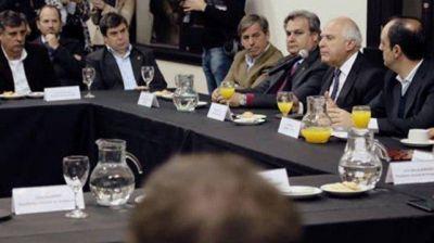 Se reúne el Consejo de Gobierno del Área Metropolitana