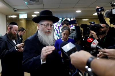 Israel: dimite un ministro ortodoxo por diferencias sobre el sabbat