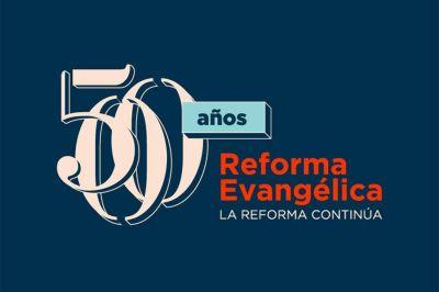 Multitudinaria celebración pública por los 500 años de la Reforma en la Plaza de los Dos Congresos