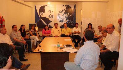 Acto del PJ presentará la nueva cúpula dirigente