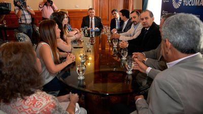 Ministros de Desarrollo Social se reunieron en Tucumán para analizar un pedido de recursos a la Nación
