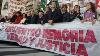 Convocatoria a una marcha a Plaza de Mayo