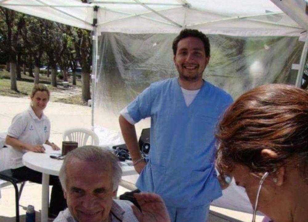 Escándalo en San Nicolás: se supo que Passaglia amparaba a un falso médico