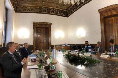 Schiaretti busca financiamiento en Europa para obras de infraestructura en la provincia