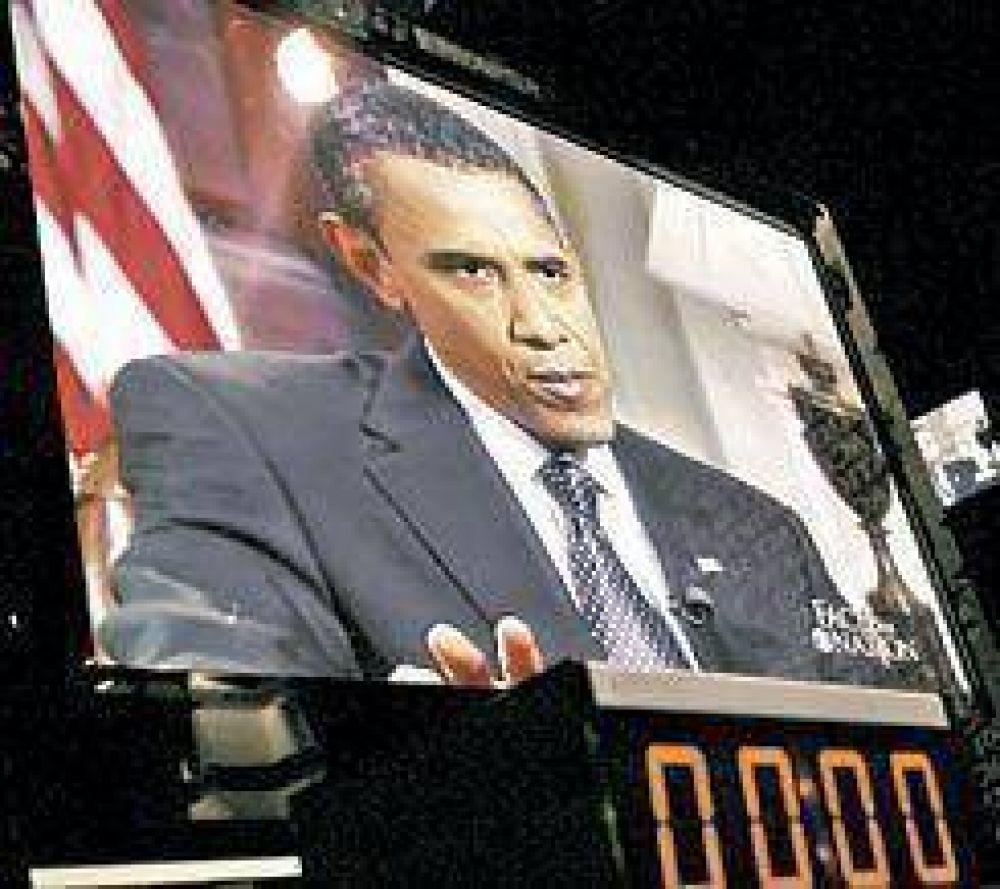 Ofensiva mediática de Obama para hacer frente a las críticas