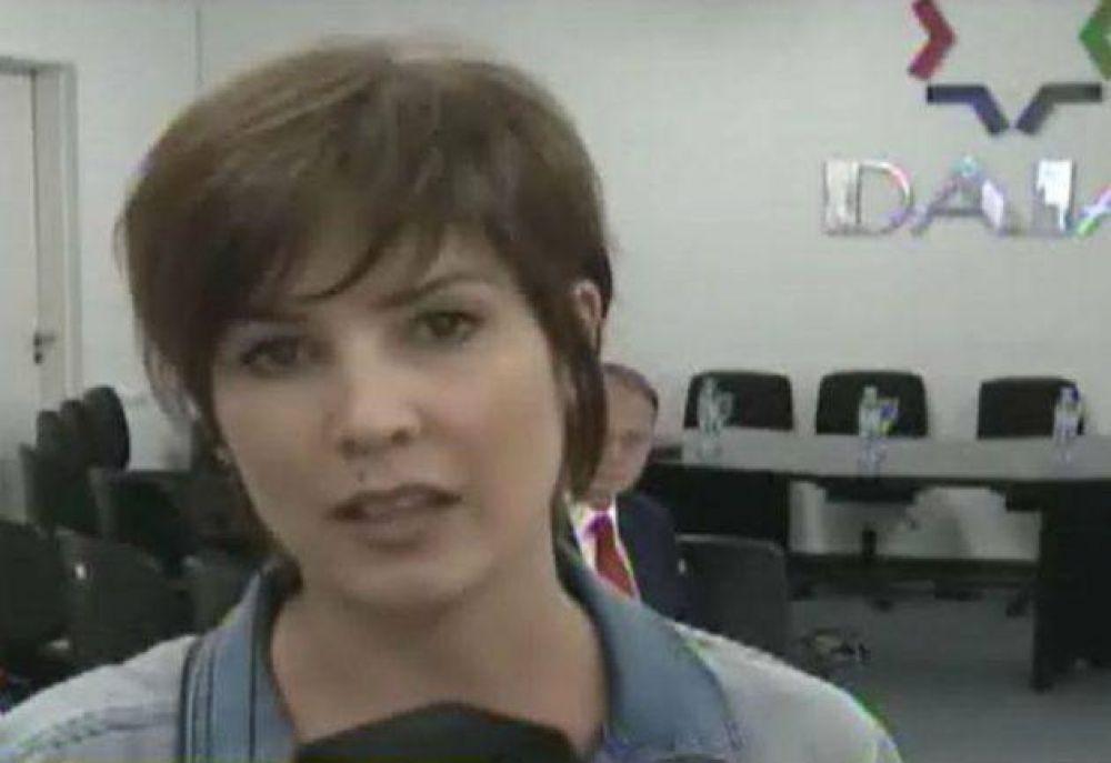 """Úrsula Vargues en la DAIA: """"No puedo pedir disculpas de algo que no tuvo intención de lastimar"""""""