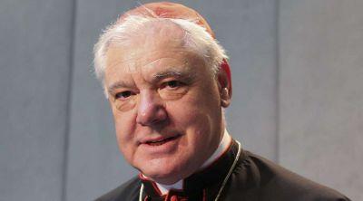 Cardenal Müller: Hay grupos que quieren que yo lidere un movimiento contra el Papa