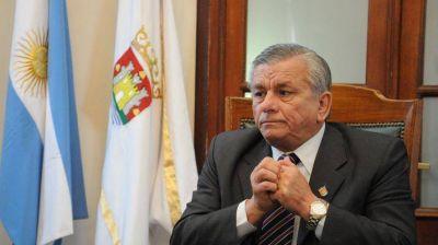 El Intendente Infante presentó su renuncia al cargo