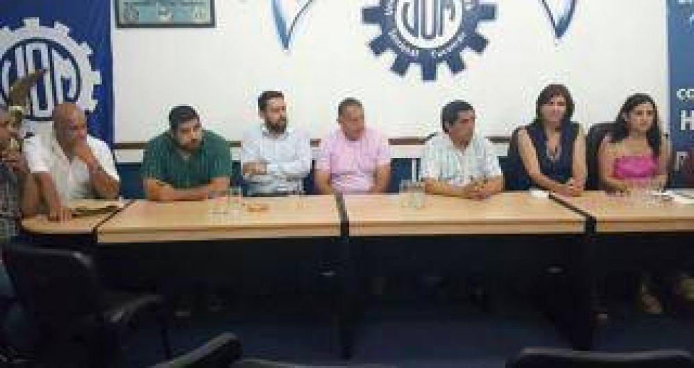 La CGT Tucumán se sumó a la marcha del miércoles