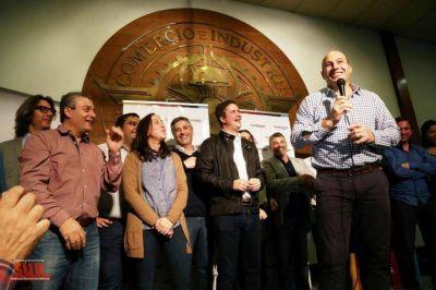 En estos días Molina define cómo será el segundo tramo de su mandato