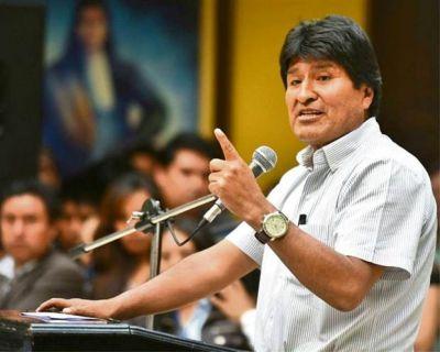 Un polémico fallo habilita a Evo Morales a buscar un cuarto mandato consecutivo