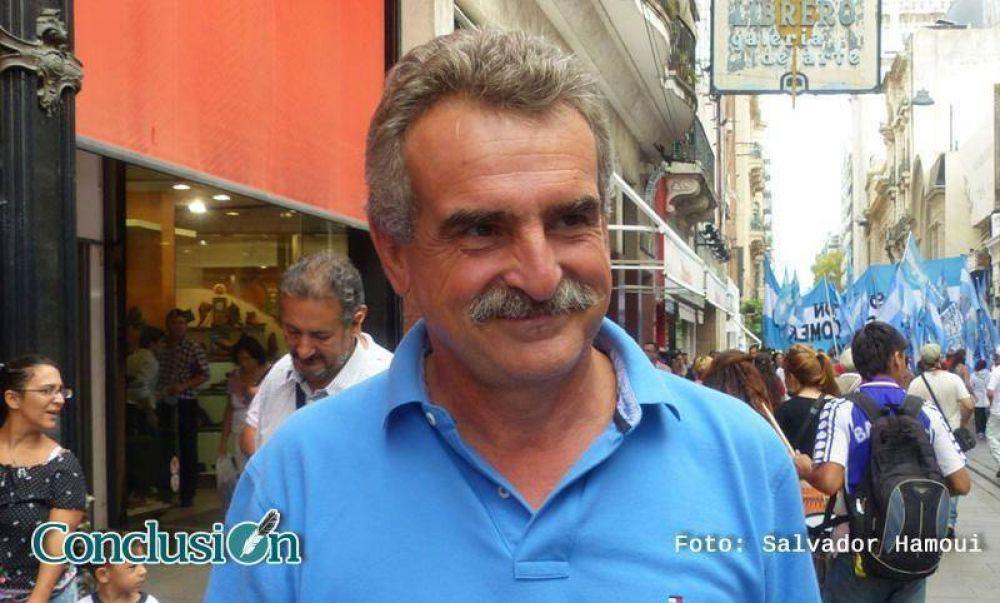 Agustín Rossi asumirá la presidencia del bloque del PJ-FPV en diputados