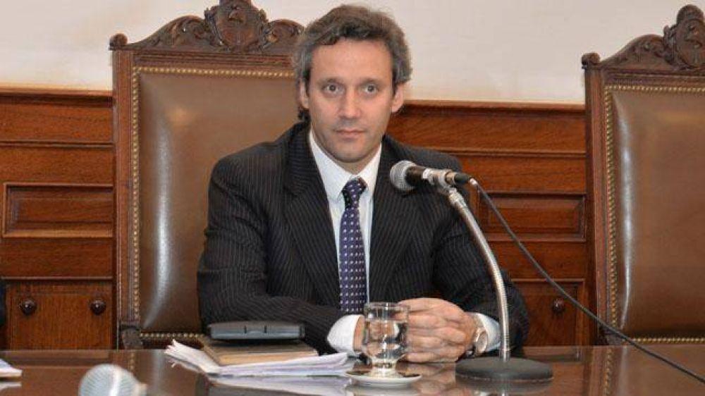 """El juez Ríos expuso en el Senado sobre narcomenudeo e instó a tener una """"mirada sistemática"""" sobre el tema"""