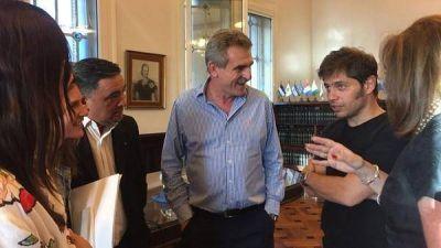 Agustín Rossi volverá a ser el jefe del bloque de diputados del Frente para la Victoria