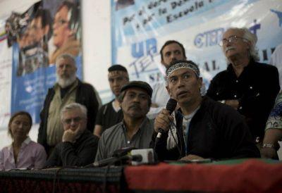 El Gobierno, los mapuches y la Iglesia abrieron una mesa de diálogo