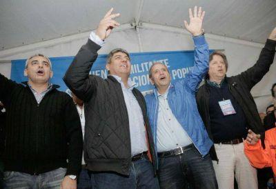 Pablo Moyano, la CTA y gremios K ratificaron la marcha contra las reformas