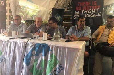 Cartagena: Gremios del transporte debaten automatización