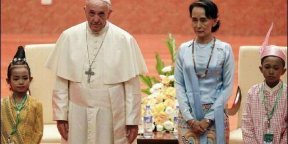 La geopolítica de la paz del Papa Francisco
