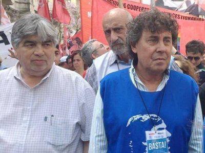 """Rigane: """"En una jornada histórica le dijimos al Gobierno… las reformas no pasan"""""""