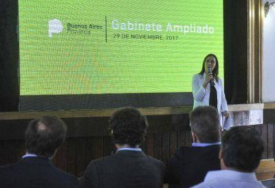 María Eugenia Vidal recorta el gasto político:
