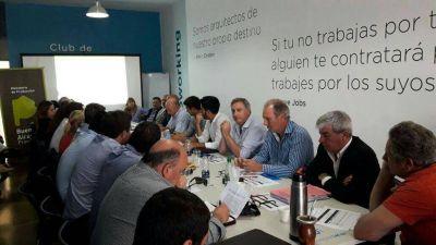 Necochea en la cumbre de la Producción provincial