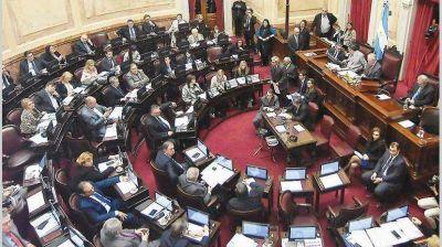 La reforma previsional y el pacto fiscal ya tienen la media sanción del Senado