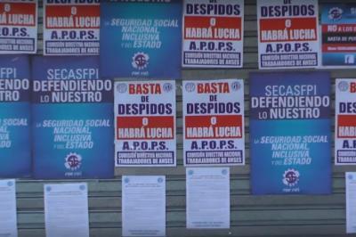 Cierran delegaciones de ANSES en todo el país por un paro de APOPS