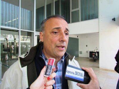 """Fernando Corsiglia: """"Estamos abiertos al diálogo, pero al ministro de Salud le molestan las críticas"""""""