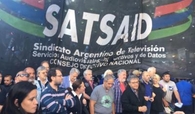 """""""No vamos a negociar salarios por convenio"""", advierten desde SATSAID"""