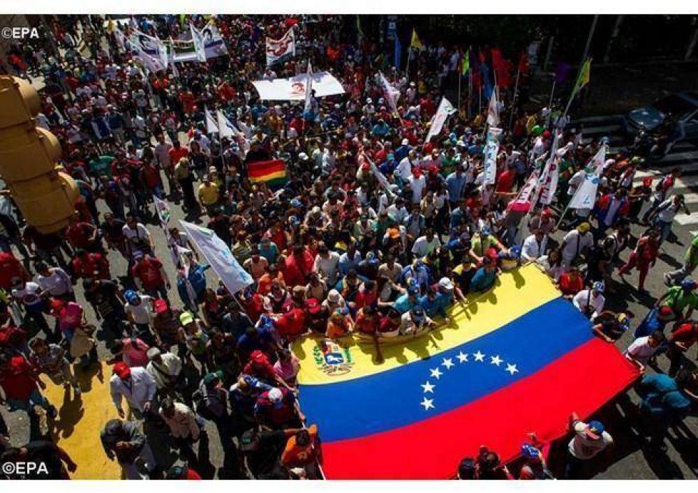 Posible mesa de diálogo en Venezuela: la Iglesia insiste en el canal humanitario