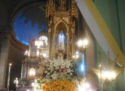 Comienzan en Catamarca las fiestas de la Virgen del Valle
