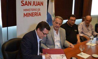 La Unión Industrial sanjuanina apoyará técnicamente a la minería