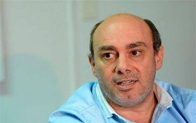 """Vicente sobre el STM: """"El comunicado que elaboraron va a caer por su propio peso"""""""