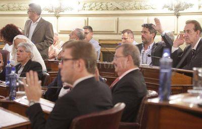 Acuerdo político para sancionar 50 leyes en el final de Ordinarias