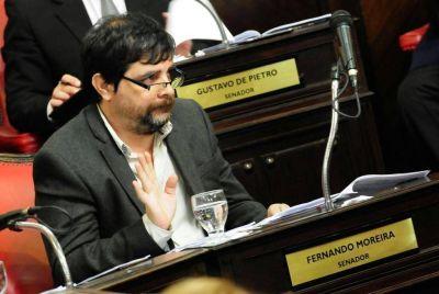 """Fernando Moreira: """"Haber logrado esta lista de Unidad es un excelente mensaje de cara al 2019"""""""